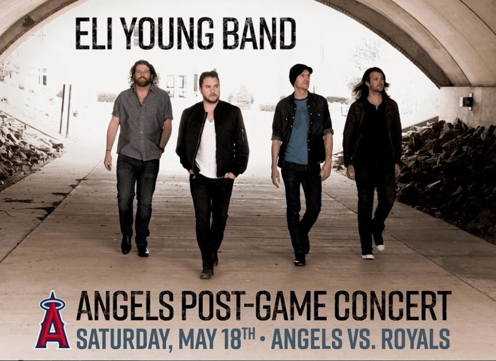 Eli Young Band Poster