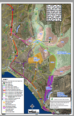 Toll Road Maps
