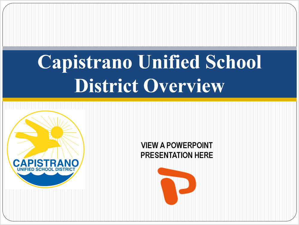 cusd oVERVIEW