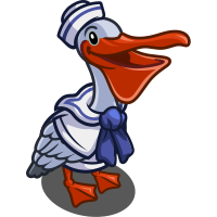 Sailor Friendly Pelican