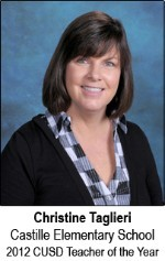 Christine Taglieri 2012 District TOY